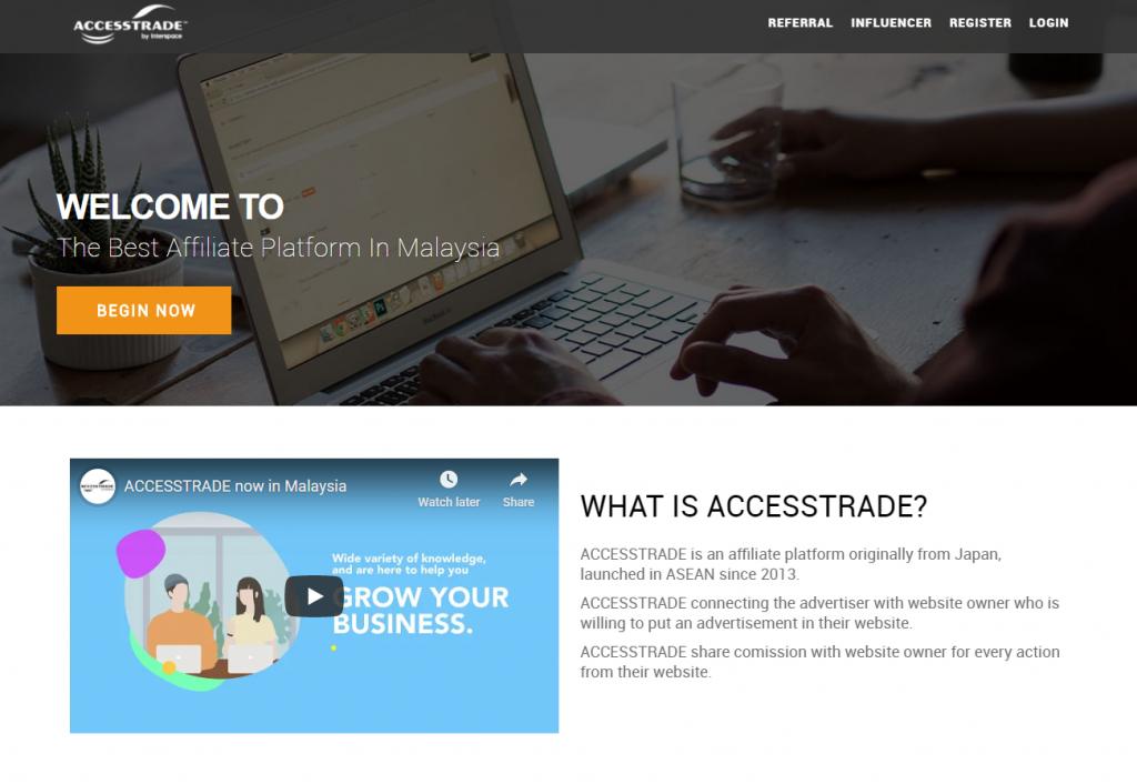 apa itu accesstrade