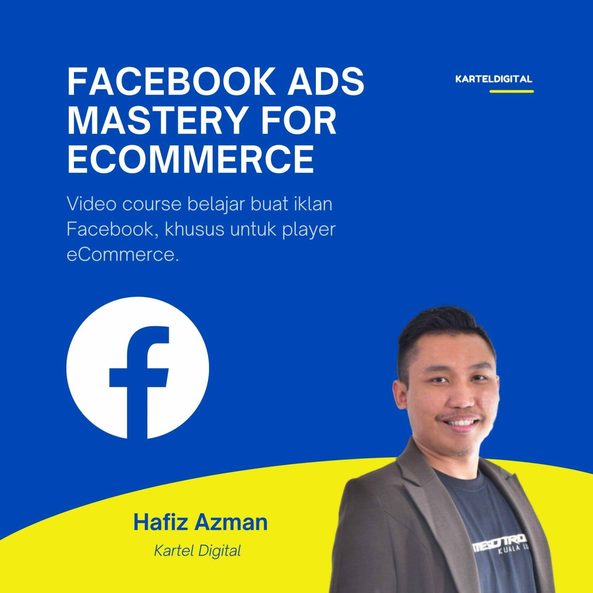 facebook ads mastery for ecommerce dropship kartel