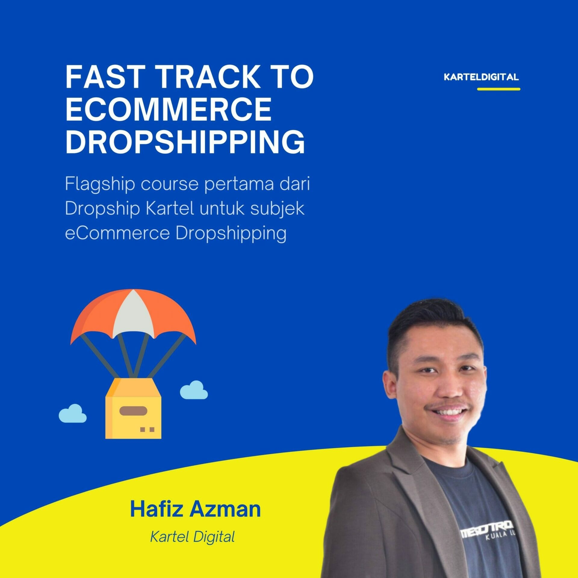 Fast Track To Ecommerce Dropshipping Dropship Kartel