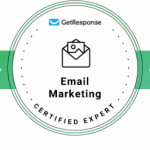 GetResponse Email Marketing Certified Expert 300x266 1