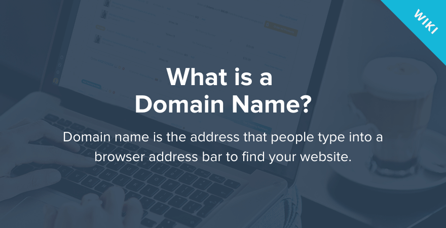 apa itu domain name