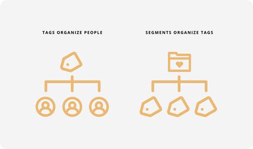 apa itu tag dan segmentation