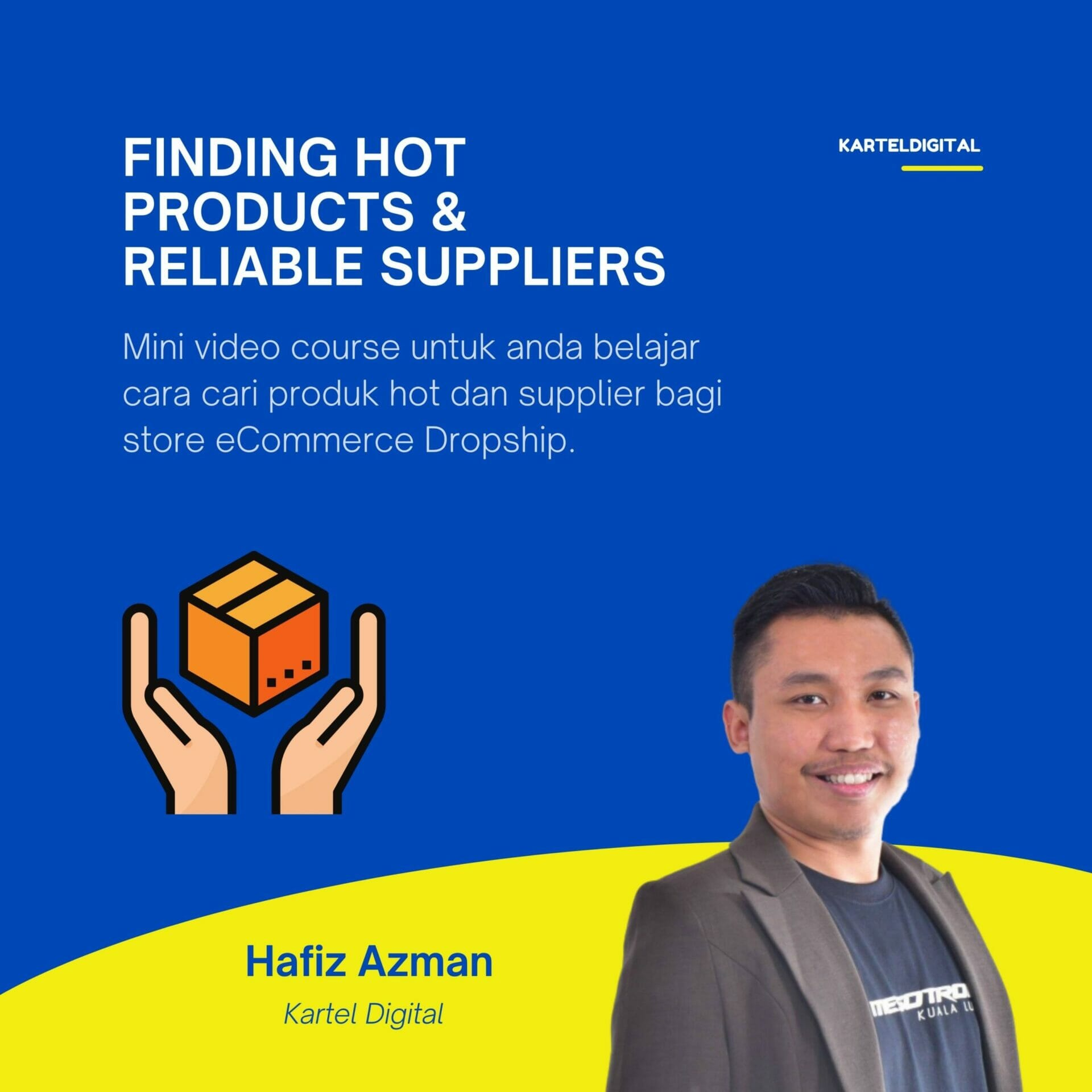 cara cari produk hot ecommerce dropship