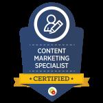 logo content marketing specialist