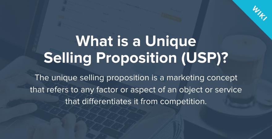unique selling proposition definition
