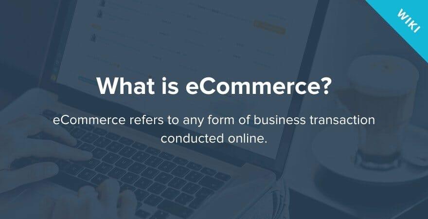 apa itu website ecommerce