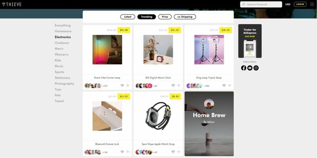 software cari produk hot untuk bisnes online