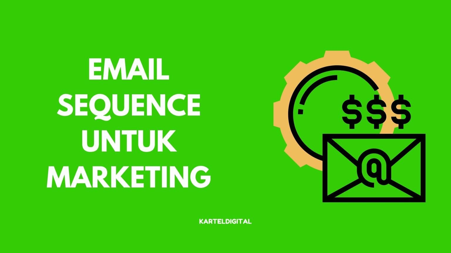 email sequence untuk marketing